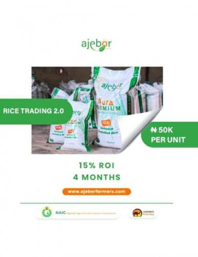 Invest in Rice Trading 2.0